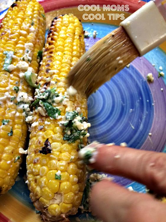 preparing-corn-sprinkle ingredients-cool-moms-cool-tips