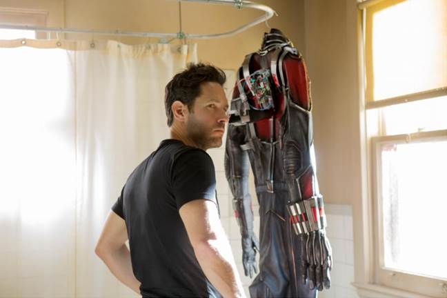 The Heart of Ant-man