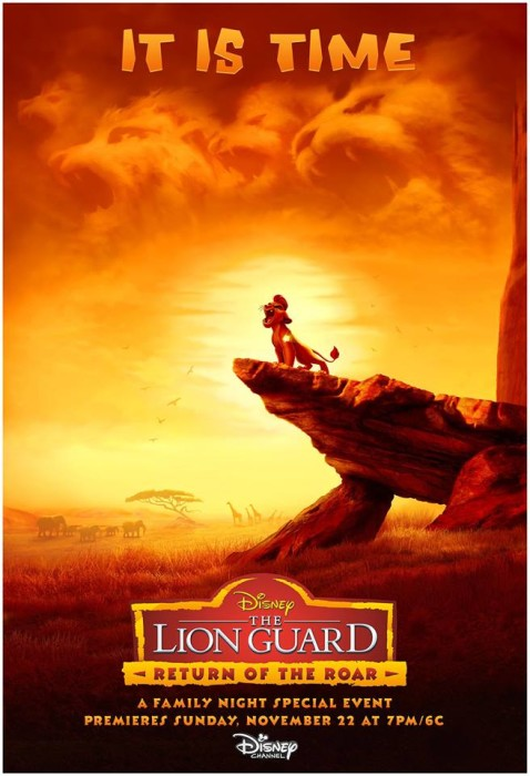 Lion King- LionGuard- the return on the roar