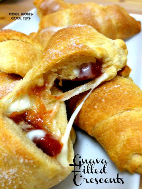 guava-and cheese-filled-crescents-cool-moms-cool-tips #ad