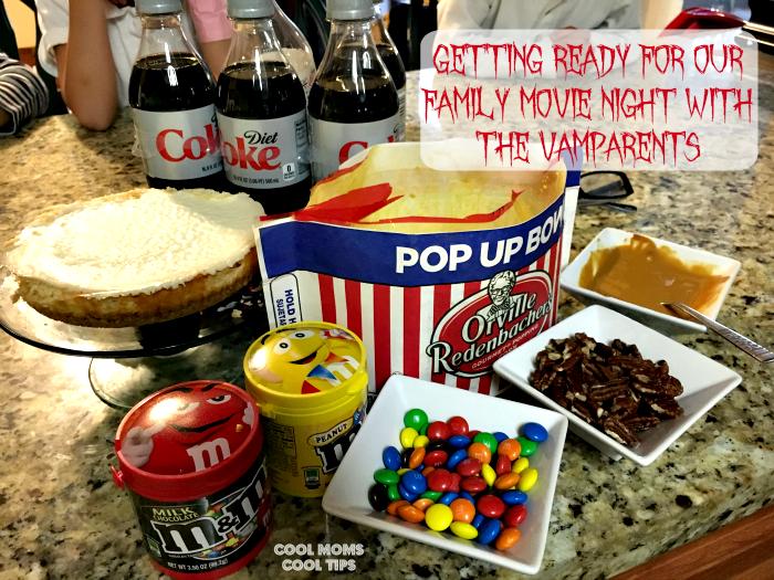 family movie night-COOL-MOMS-COOL-TIPS #makeitamovienight #AD