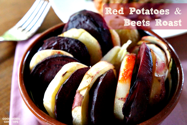 red potatoes and beets roast cool moms cool tips #ad