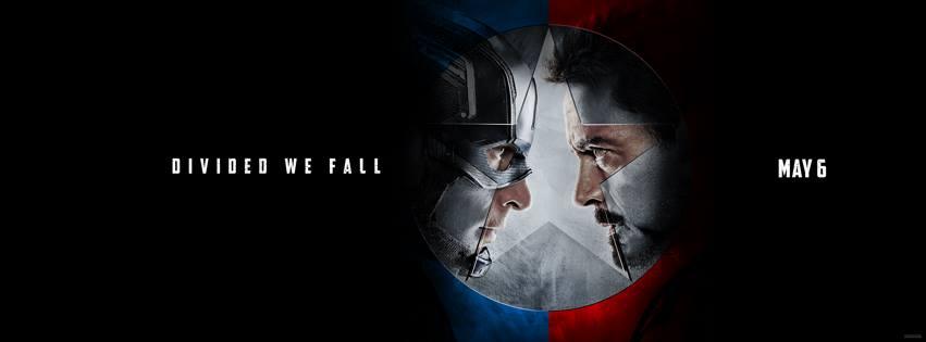 Captain America Civil War May 6