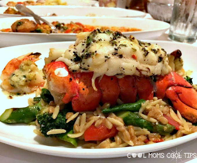 lobster and stuffed shrimp cool moms cool tips