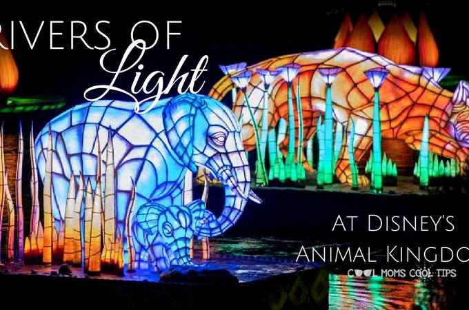 rivers of light at animal kingdom