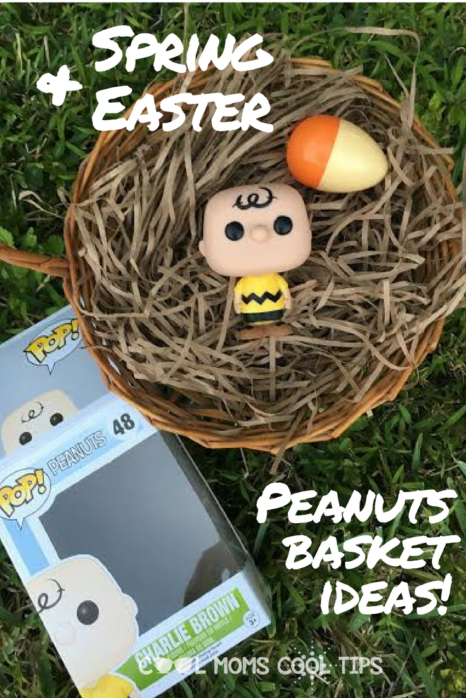 Need Easter Basket item ideas? Peanutize! We tell you how with adorable items from the Peanuts brand
