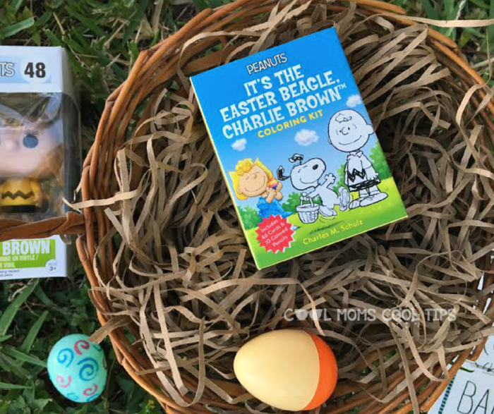 Celebrate Easter and Spring The Peanuts Way