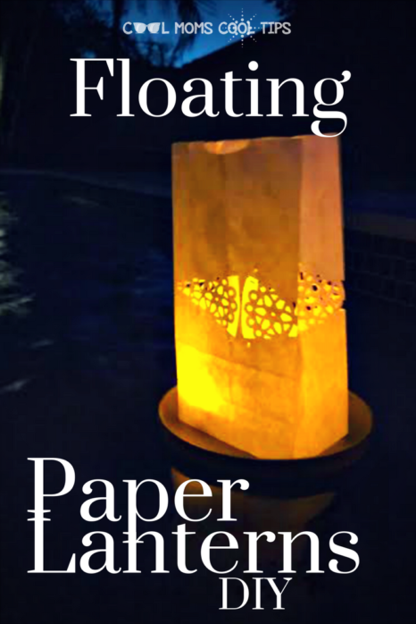 Need a different and cool DIY and party decor? Try a hand at making our floating paper lanterns DIY