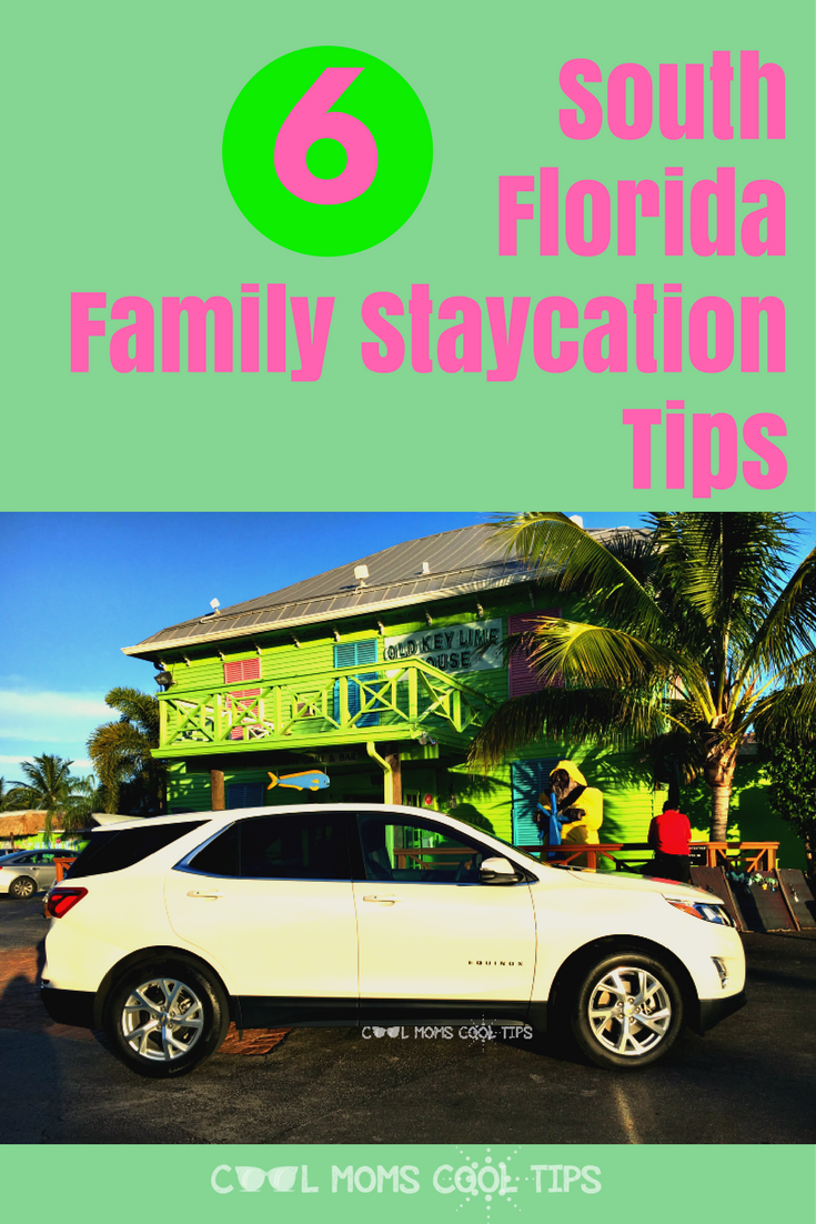 6 south florida staycation tips