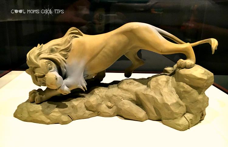 Andreas Deja scar sculpture cool moms cool tips