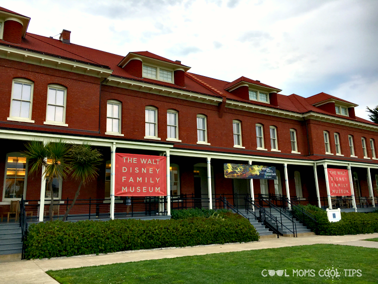 The Art of Andreas Deja Exhibit at the Walt Disney Family Museum cool moms cool tips