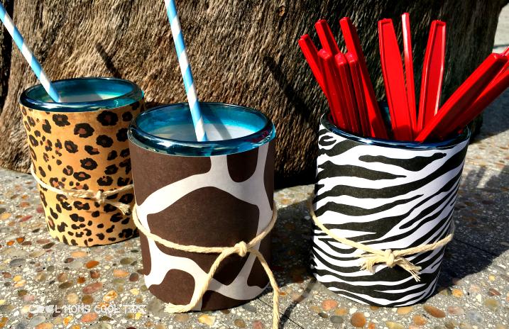 animal cup diy cool moms cool tips