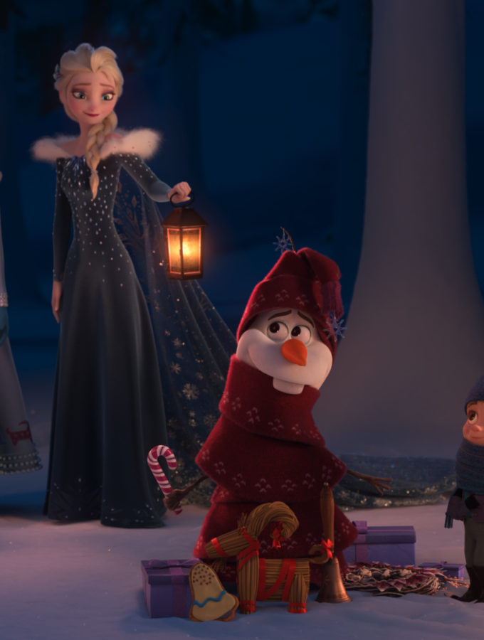 Olaf's Frozen Adventure cool moms cool tips