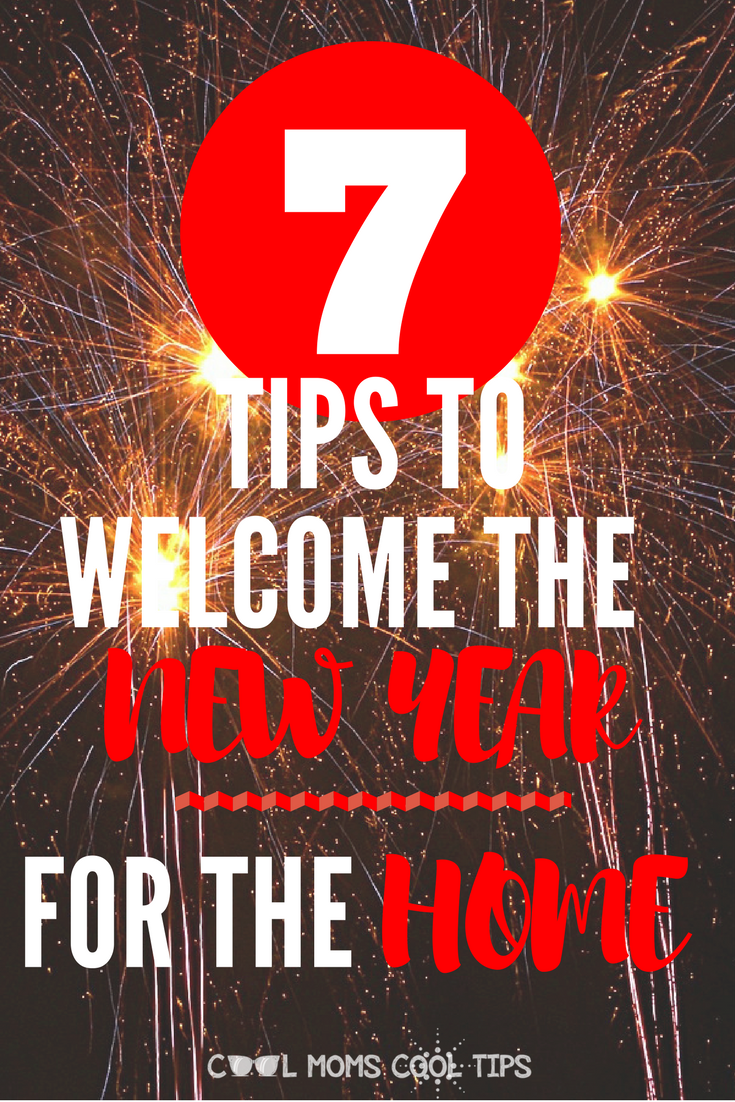 How do you prepare your home for the new year? Do you have New Year resolutions for you home? Here are some tips to welcome the new year for your home that will uplift as you tackle on little chores to have a clean home