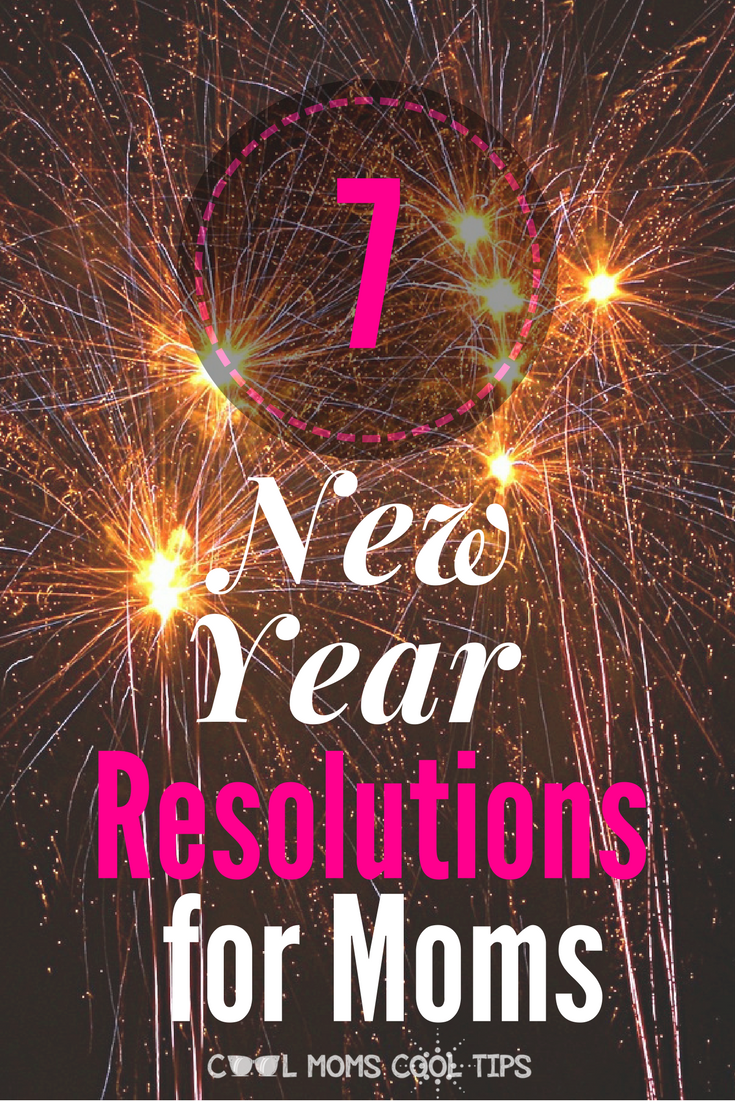have you thought of your mom resolutions? what are you looking to achieve this year with your daily? any special wishes for the new year as a mom of a family? We have seven resolutions for moms that should inspire yours!