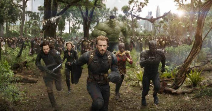 Is Infinity War Movie Kid Friendly
