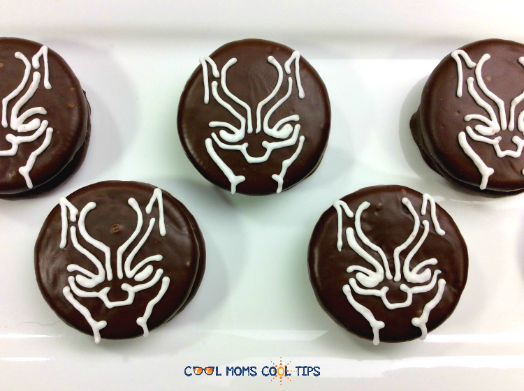 Black Panther Oreo Cookies