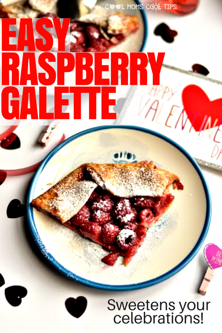 want to make and extraordinarily delicious easy dessert? Make this rustic raspberry dessert!