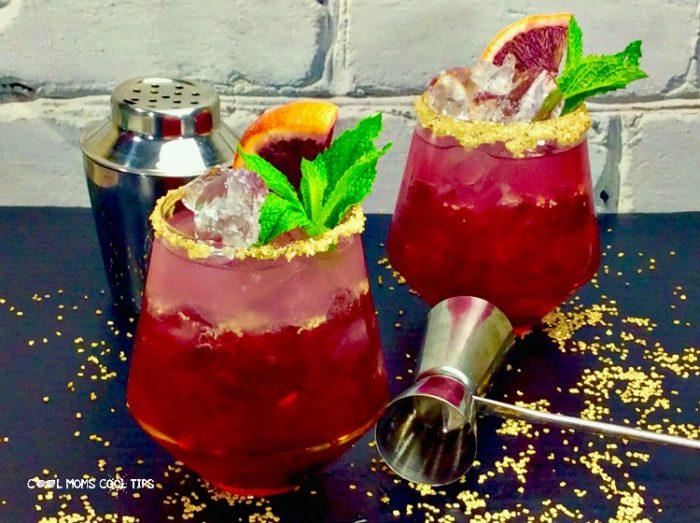 ironman cocktail