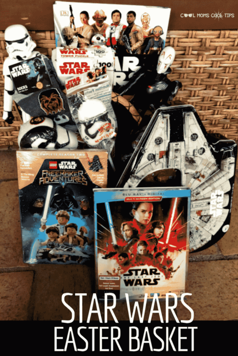 Need ideas for a Star Wars Easter Basket? We have great ones sure to please Star Wars fans on Easter Day!