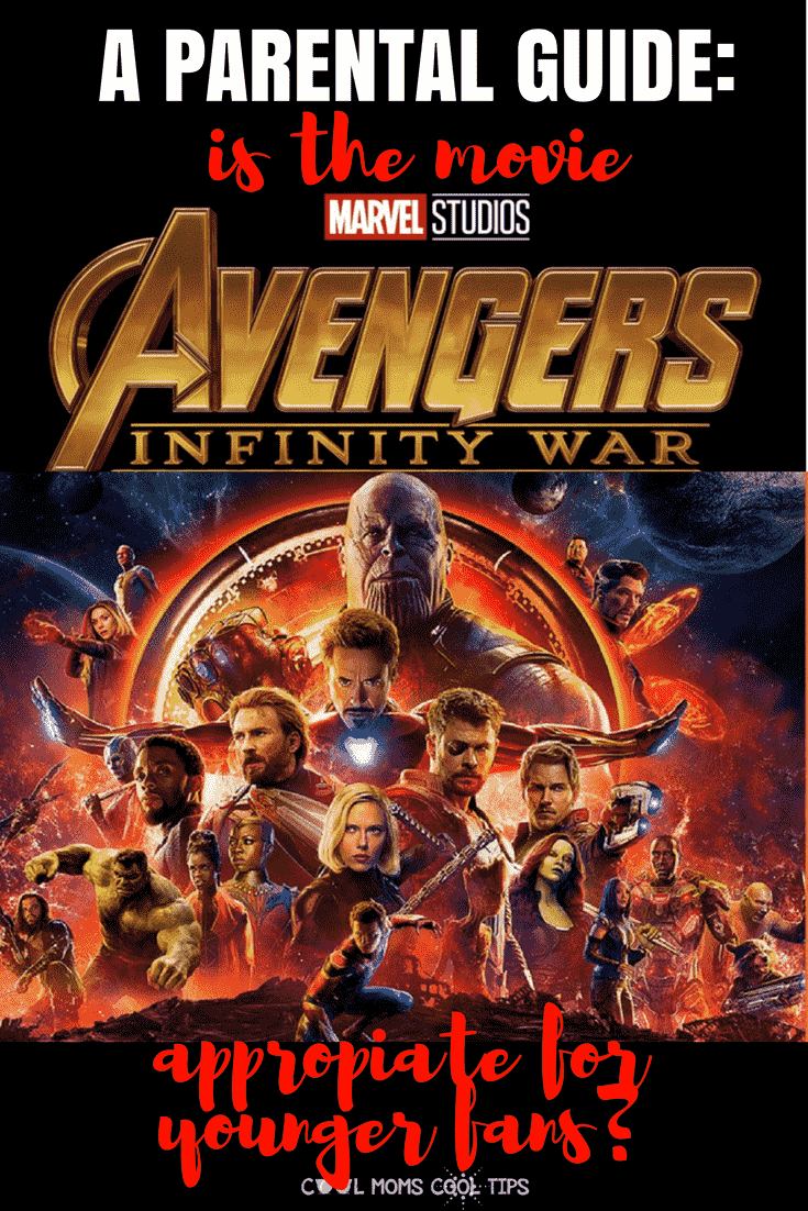 Wondering if your child is ready to watch the new Marvel Avengers: Infinity War movie? We give you some guidance so you can decide if Infinity War is appropriate for children. Read this now and decide if Infinity War is kid-friendly enough for your little Marvel fan Heads up this is a spoiler-free review #InfinityWar #InfinityWarEvent