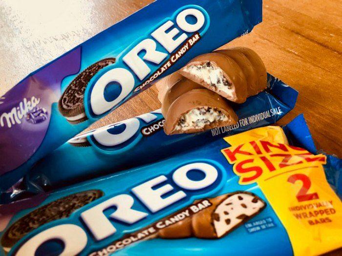oreo chocolate king size candy bar