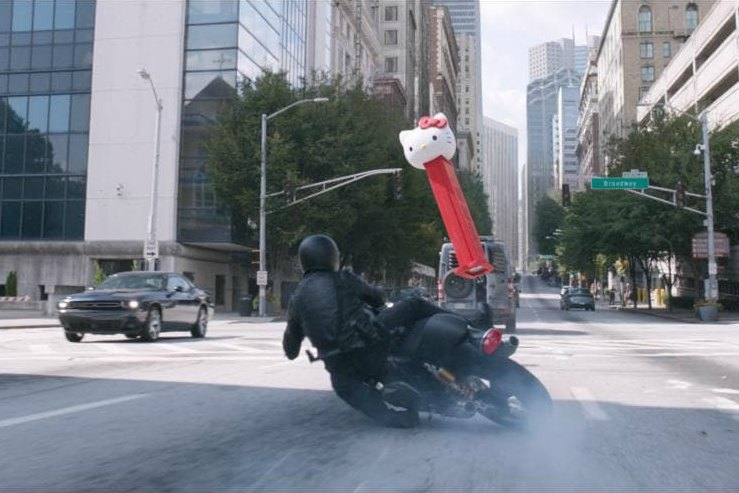 Is Marvel's AntMan and The Wasp Appropriate for Children