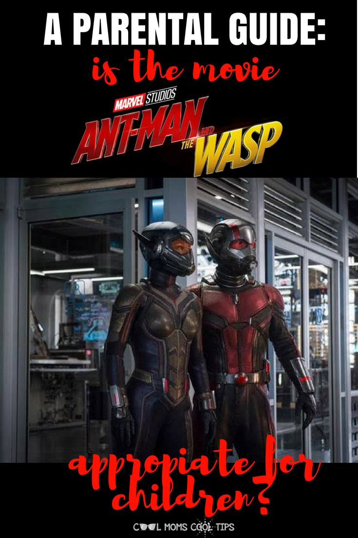 Excited for Marvel's AntMan and the Wasp movie? Should you take your children to watch it? We tell you if AntMan and The Wasp is appropriate for children. Get the details on what makes it kid-friendly or not