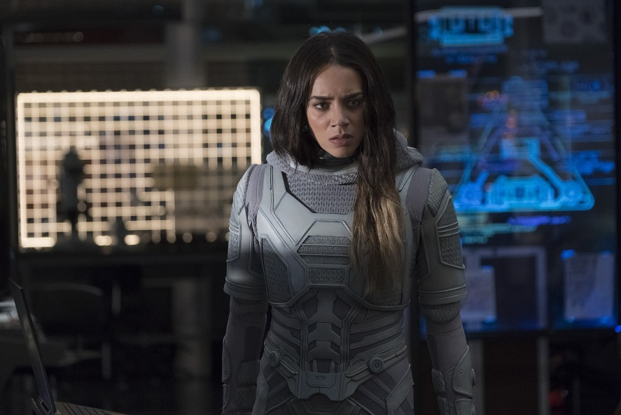 Root For The Villain In Marvel's AntMan And The Wasp: Hannah John-Kamen Exclusive Interview