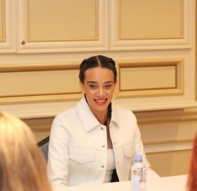 Marvel's The Ghost - Hannah John-Kamen Exclusive Interview