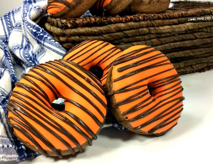 Delicious Bouncy Pouncy Tiggerific Tigger Donuts! Winnie The Pooh Inspired