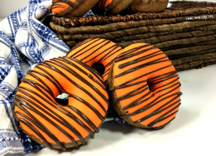 Tigger Donut Recipe Delicious Bouncy Pouncy Tiggerific Tigger Donuts! Winnie The Pooh Inspired