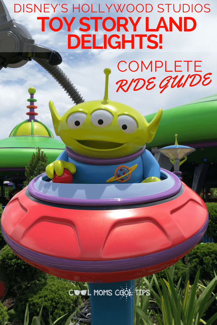 ready to visit toy story land at disney's hollywood studios? we have your completer toy story ride guide! get all the details before you go