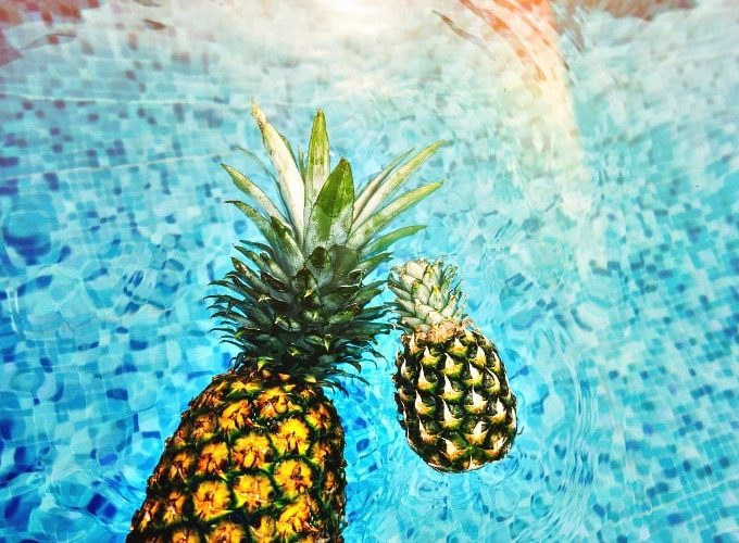 how to host a pool party on a budget