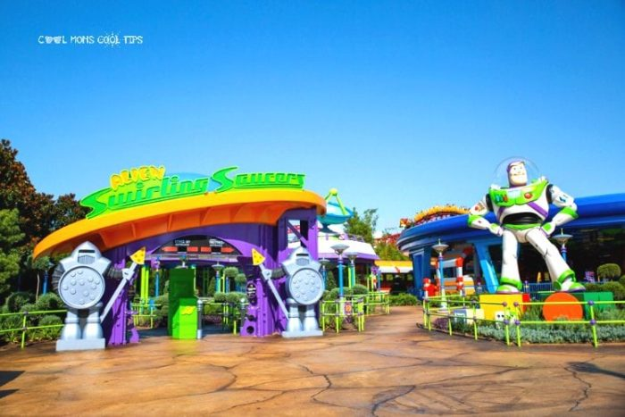 Toy Story Land food: what is in woody's lunch box