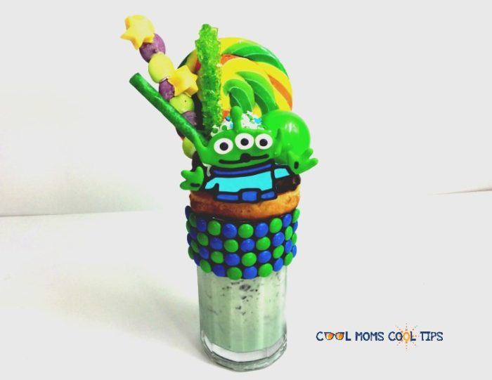 toy story alien freak shake