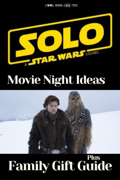 Star Wars Movie Night Family Gift Guide - Cool Moms Cool Tips