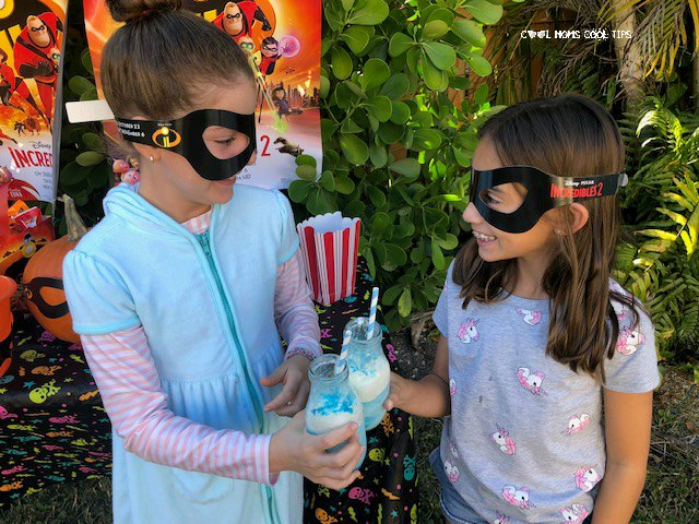 How To Celebrate An Incredible Family! Disney Pixar Incredibles 2 Inspired