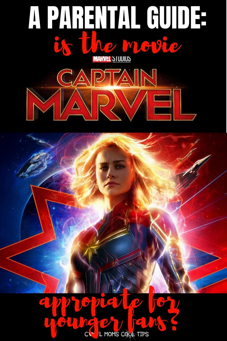 Is-The-Captain-Marvel-Movie-Kid-Friendly-cool-moms-cool-tips