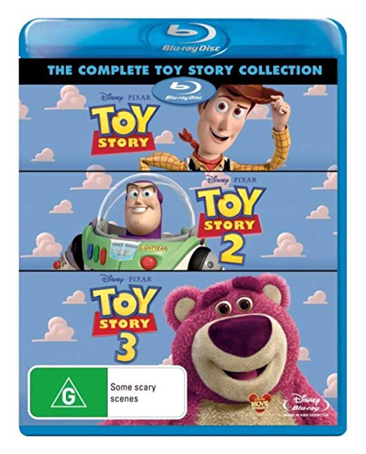 Toy Story Movie collection cool moms cool tips