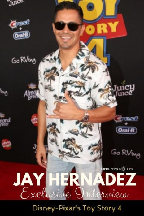 pixar-exclusive-toy-story-4-bonnies-dad-jay-hernandez-interview-cool-moms-cool-tips