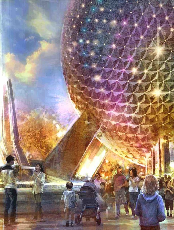 New Epcot Experiences-