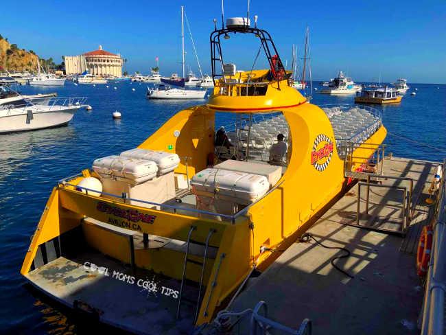 Cyclone-boat-catalina-island