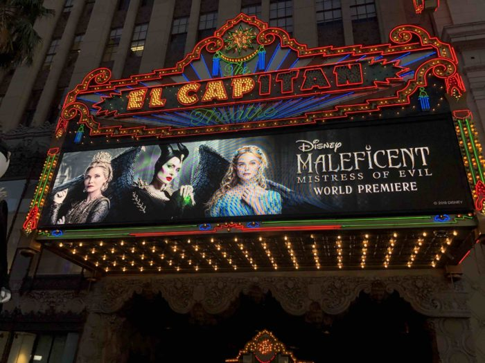 Wicked Maleficent Mistress Of Evil Red Carpet Premiere
