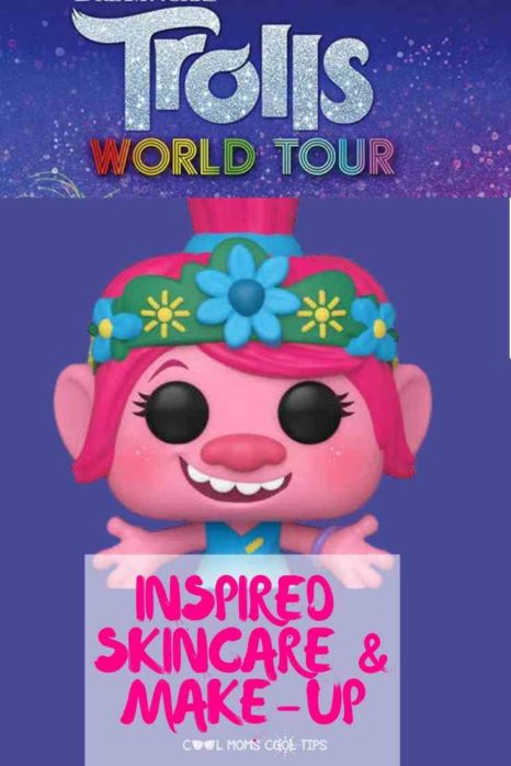Trolls World Tour Style: PÜR X Make-up