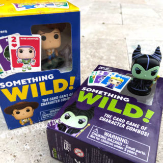 something wild game review