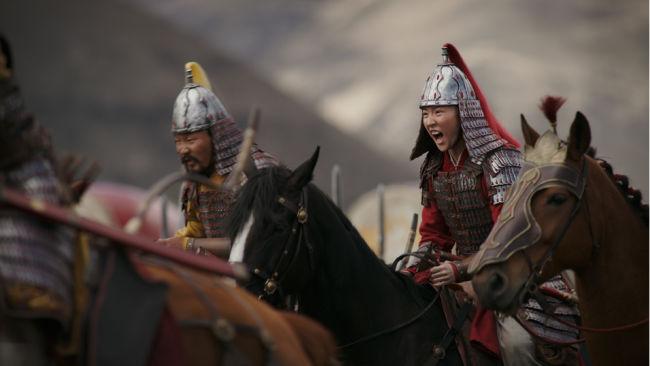 Mulan Critica y Reseña