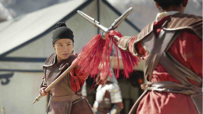 Mulan Live-Action Movie Review-2