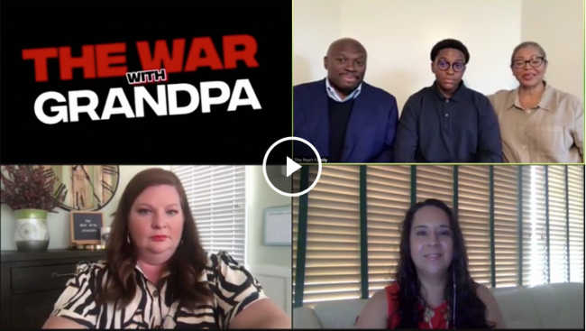 The war with grandpa interviews