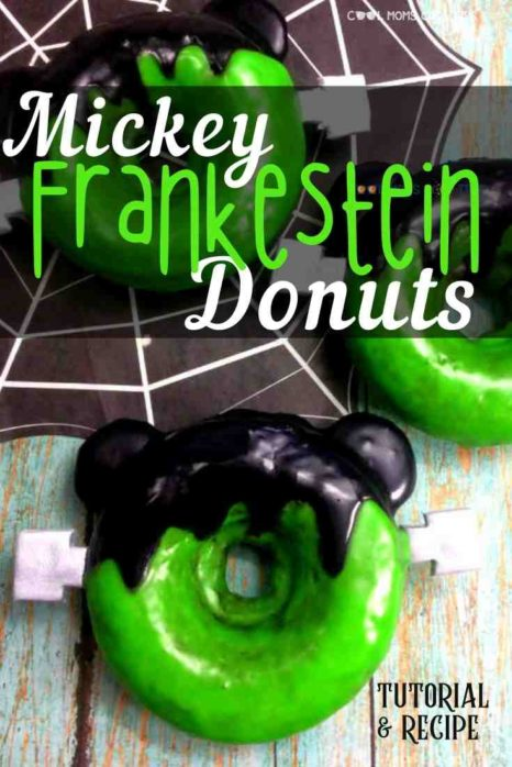 mickey-frankenstein-donuts-recipe-cool-moms-cool-tips